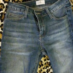 Nwot high waisted sexy skinny jeans Japanesee